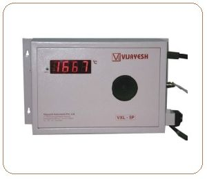 Molten Metal Temperature Indicator