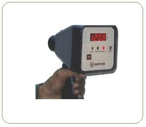 Aluminum Portable Temperature Indicator