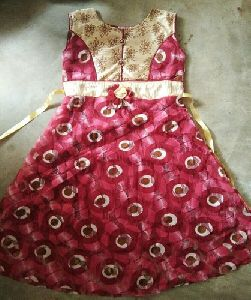 Readymade Cotton Frock