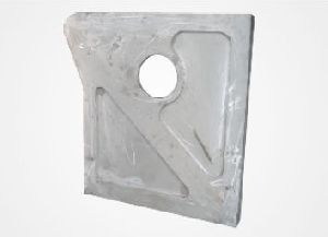 Induction Furnace Side Plates