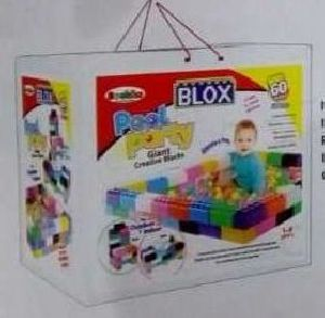 Pool Party Blox 60 pcs & Ball 60 pcs