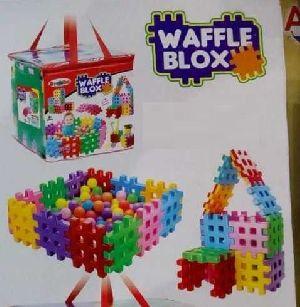 6 pcs Waffle Blox