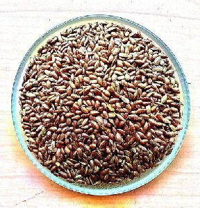 Roasted Alsi Seeds