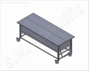 Dip Tank Dissection Table