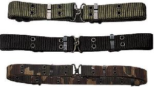 Military Seat Belt