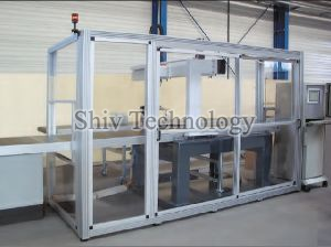 Machine Robotics Fencing Guard
