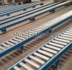 Straight Type Gravity Roller Conveyor