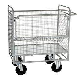 Wire Mesh Trolleys