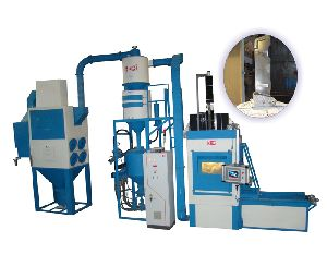 CNC Bead Peening Machine