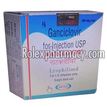 Ganciclovir Injection