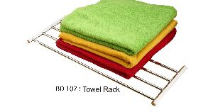 Towel Rack Without Rod