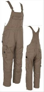 Industrial Bib Coverall