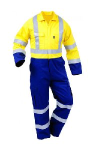 Industrial Reflective Coverall