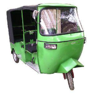 EA-02 Electric Auto Rickshaw