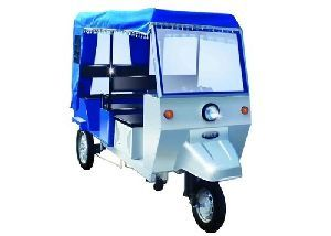 TWA-02 Electric Auto Rickshaw
