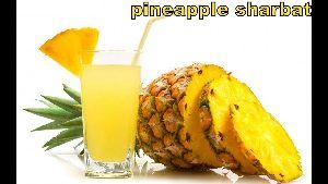 Pineapple Sharbat
