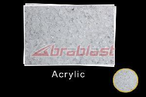 Acrylic Plastic Abrasive Grit