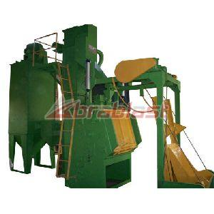 Airless Wheel Blasting Machine