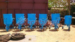 PORTABLE SAND BLASTING MACHINE AB-P7-301R