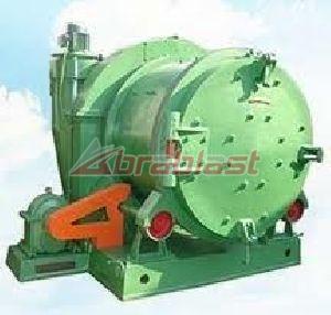Rotary Barrel Type Shot Blasting Machine 01