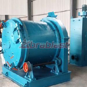 Rotary Barrel Type Shot Blasting Machine 02