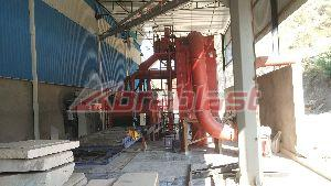 Tunnel Shot Blasting Machines