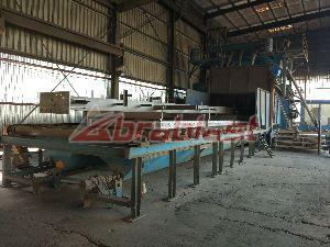 Tunnerl Structure Shot Blasting Machine 01