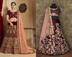 Bridal Lehenga Choli 05