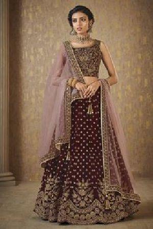 Bridal Lehenga Choli 09