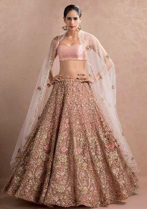 Bridal Lehenga Choli 10