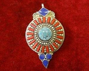 Tibetan Traditional Pendant