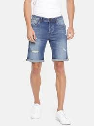 Mens Denim Shorts