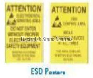 Esd Awareness Poster - Manufacturer Exporter Supplier in