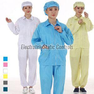 ESD Cleanroom Dress