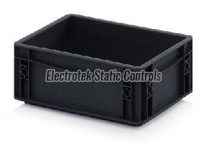 ESD Polypropylene Copolymer Container