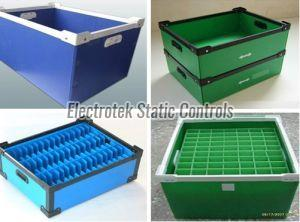PP Corrugated Containers