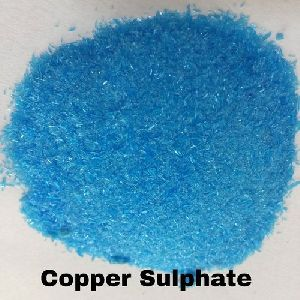 Copper Sulphate Fine Powder