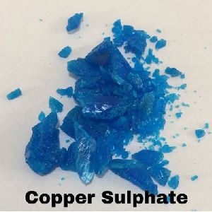 Copper Sulphate Lumps