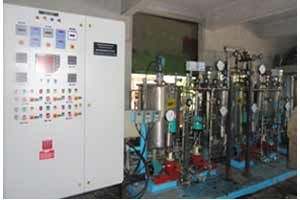 Skid Mounted Chemical Dosing Systems