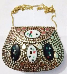 Brass Clutch Bags