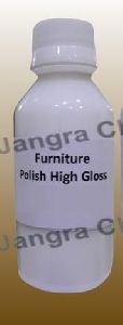High Gloss Wood Furniture Polish