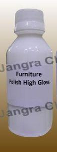 High Gloss Wood Furniture Polish