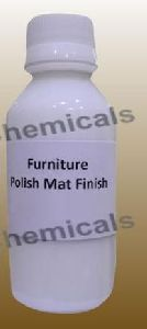 Matte Finish Wood Furniture Polish