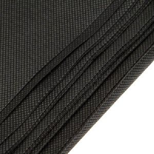Black PP Non Woven Fabrics