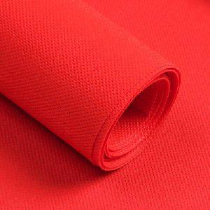 Red Color Non Woven Fabrics