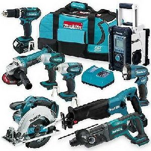 Makita Lxt1500 Combo Kit