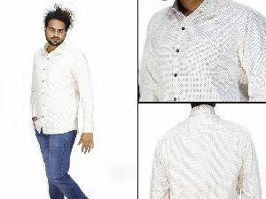 Men Cotton Shirts