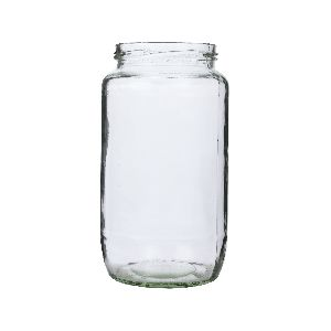 1000gm Ghee Glass Jar