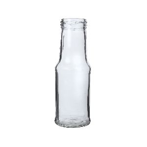 CK Juice Shake Glass Bottle