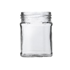ITC Square Glass Jar